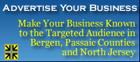 Advertise Your Business - Tageting Bergen, Passaic Counties and North Jersey